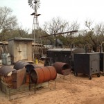 Perini Steakhouse in Buffalo Gap Texas