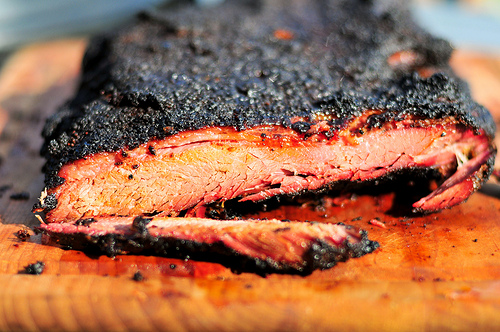 BBQ Brisket and Football…Both Have Four Quarters